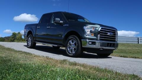 2015 Ford F 150 Ecoboost 27 Liter Towing Capacity