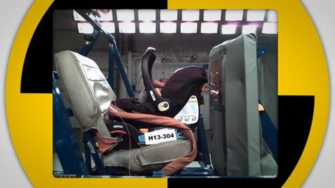 Consumer Reports Car Seat Crash Test