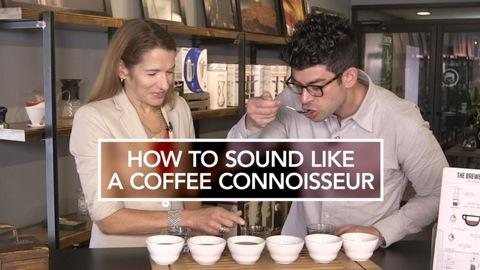 How to Sound Like a Coffee Connoisseur