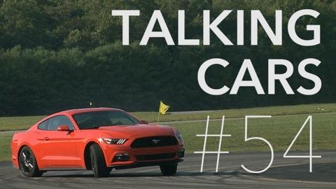 Talking Cars: Episode 54