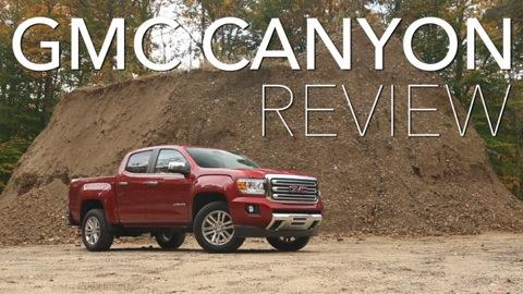 GMC Canyon 2015-2018 Quick Drive