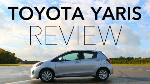 Toyota Yaris 2015-2016 Quick Drive