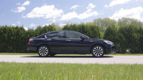 Honda Accord Hybrid 2014-2015 Quick Drive