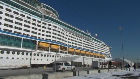 Cruise Ships: Sick at Sea