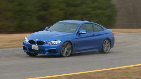 BMW 4 Series 2014-2016 Quick Drive