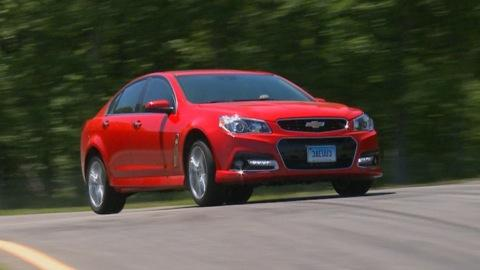 Chevrolet SS 2014-2015 Quick Drive