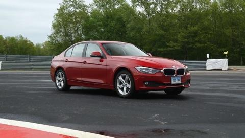 BMW 3 Series 2012-2015 Quick Drive