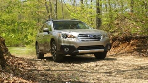 Subaru Outback and Legacy 2015-2018 Quick Drive