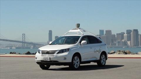 Check Out Google's Self-driving Car