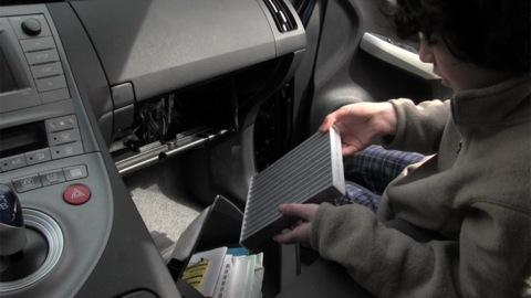 Changing Your Car's Cabin Air Filter Yourself