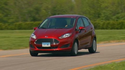 Ford Fiesta 2014-2018 Quick Drive