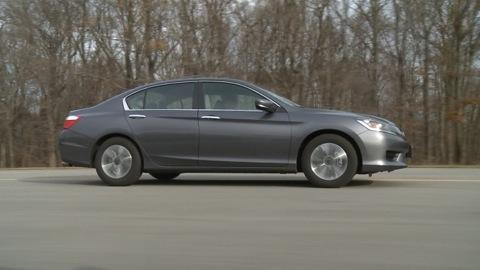 Honda Accord vs. Honda Accord Hybrid