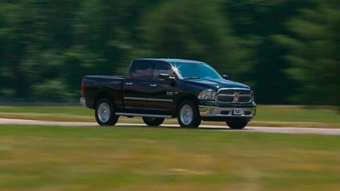 Ram 1500 2013-2015 Review