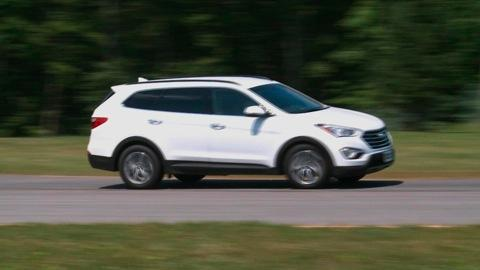Hyundai Santa Fe 2013-2015 Quick Take