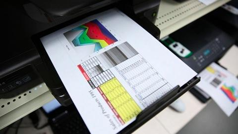 First Look at the Epson EcoTank Printer