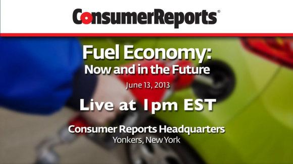 Fuel Economy: Now and in the Future (LIVE)