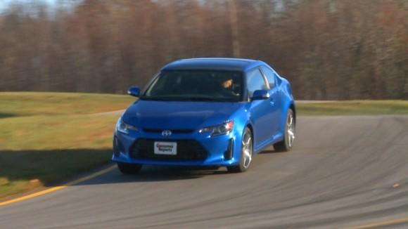 Scion tC 2014-2016 Quick Drive