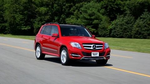 Mercedes-Benz GLK350 2013-2015 Quick Drive
