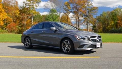 Mercedes-Benz CLA250 2014-2017 Quick Drive