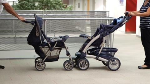 Unsafe strollers