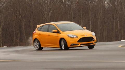 Ford Focus ST 2013-2016 Quick Drive