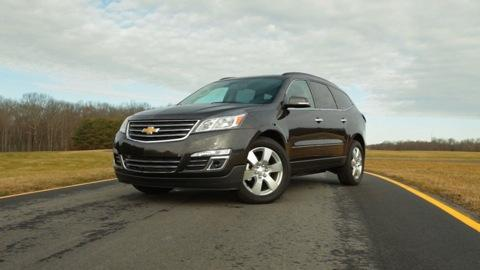 Chevrolet Traverse 2013-2017 Quick Drive