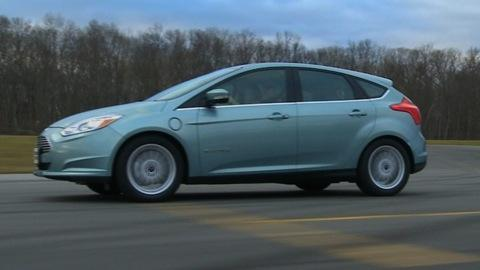 Ford Focus Electric 2012-2014 Quick Drive