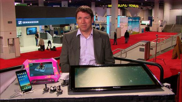 CES 2013: Five top products