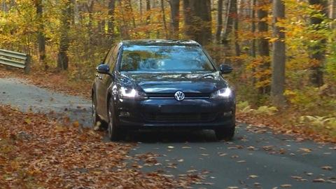 2015 Volkswagen Golf First Drive