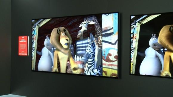 CES 2013: Vizio televisions