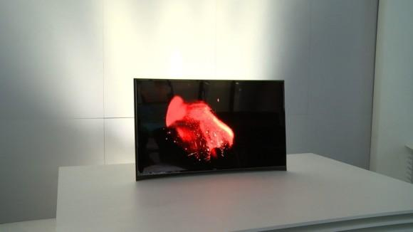 CES 2013: Samsung televisions