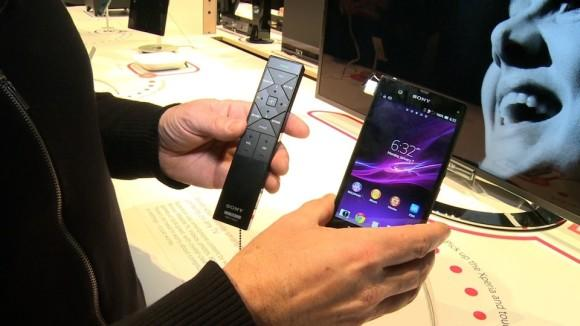 CES 2013: Sony Near Field Communication (NFC)