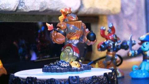Toy Fair 2013: Skylanders: Swap Force