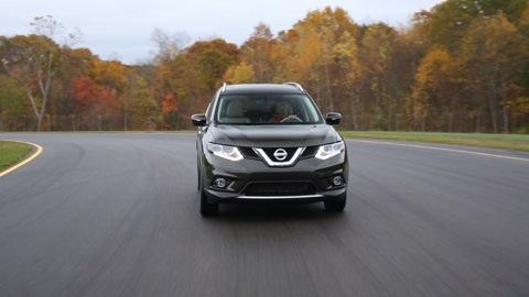 Nissan Rogue 2014-2016 Quick Drive