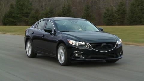 Mazda6 2014-2015 Quick Drive