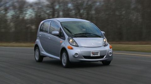 Mitsubishi i-MiEV 2012-2017 Road Test