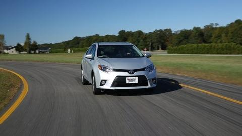 Toyota Corolla 2014-2016 Quick Drive