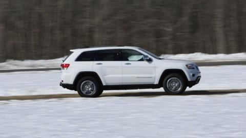 Jeep Grand Cherokee 2014-2015 Quick Drive