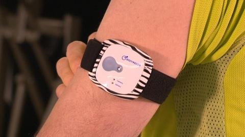 Activity trackers keep you moving