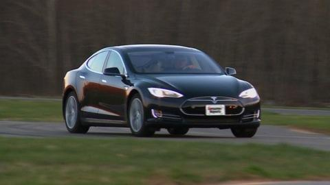 Tesla Model S 2013-2014 Road Test