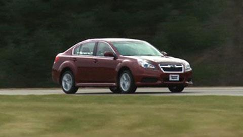 Subaru Legacy 2013-2014 Review