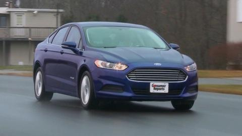 Ford Fusion, C-Max hybrids don't live up to 47-mpg claims