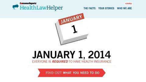 You and the new health law