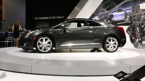 2014 Cadillac ELR at the NY Auto Show
