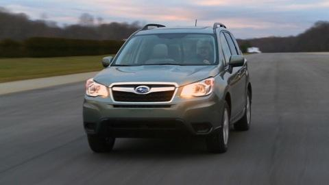 5 Top Small SUVs of 2014