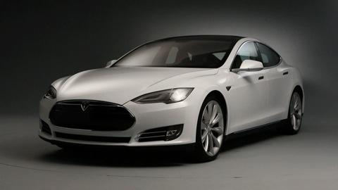 2013 Tesla Model S First Drive