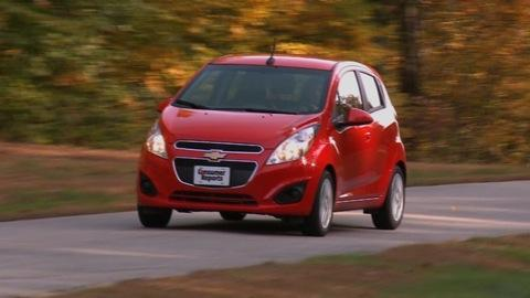 Chevrolet Spark 2013 Review
