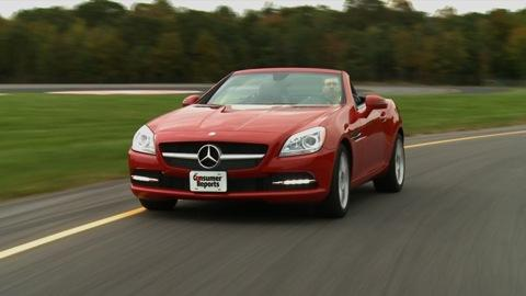 Mercedes-Benz SLK 2012-2015 Review