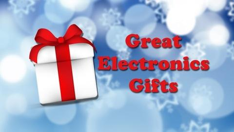 5 great electronics gifts