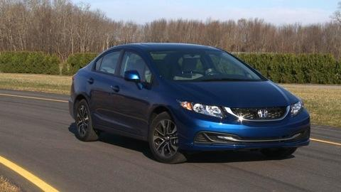 2013 Honda Civic Quick Drive